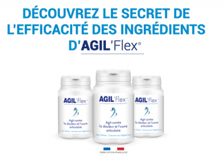 Composition d'Agil'Flex