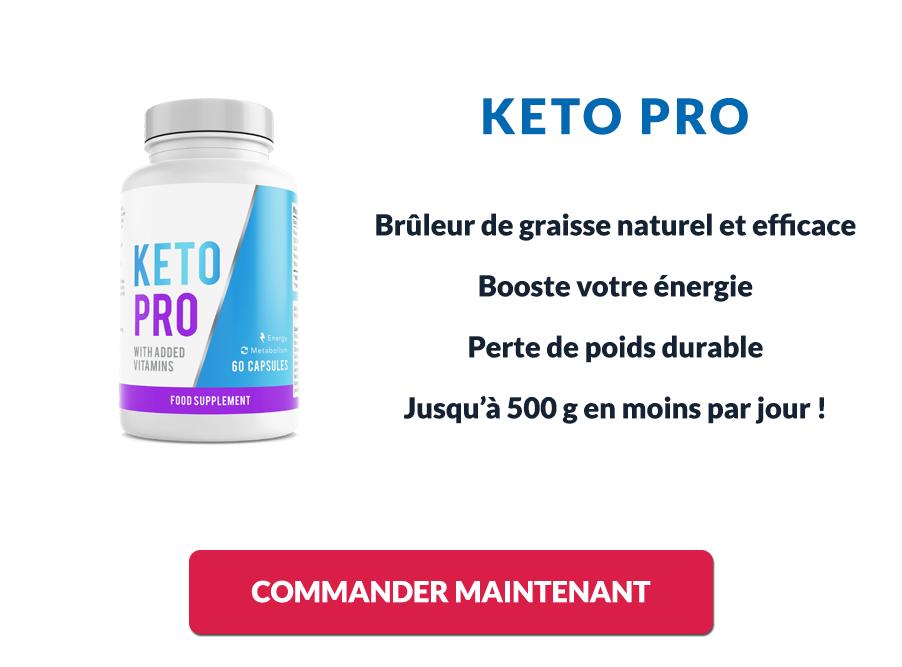 Avantages et résultats de Keto Pro